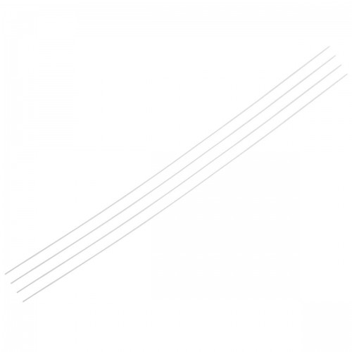 """EVERGREEN - .035 T Channel White PolyStyrene Stock, 14"""" 4Pk (761) 787026007618"""
