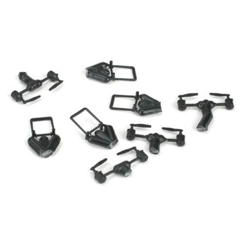 ATHEARN - HO Cylinder/Swing Hanger Set F7/GP7 (HO Scale) (42012) 797534420120