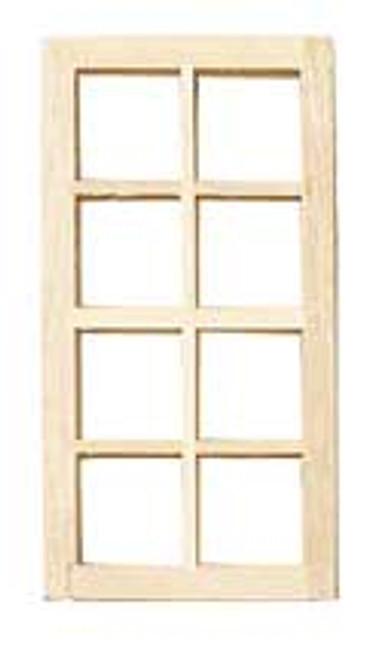 HOUSEWORKS - Half Inch Scale Standard Window (H5023) 022931250231