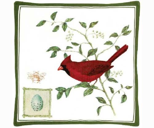 ALICE'S COTTAGE - Cardinal Spiced Hot Pad (cloth) (AC12419) 803246058459