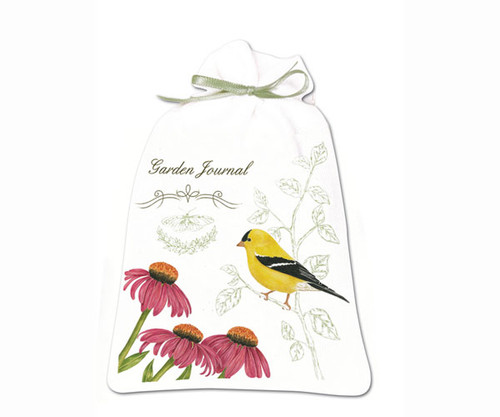 ALICE'S COTTAGE - Goldfinch Lavender Drawer Sachet (aromatic scent) (cloth) (AC13449) 803246067840