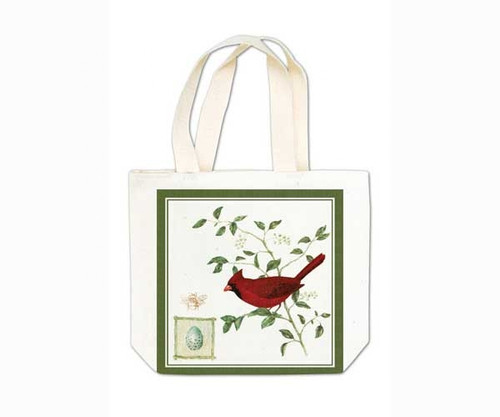 ALICE'S COTTAGE - Cardinal Gift Tote (cloth) (AC18419) 803246058800