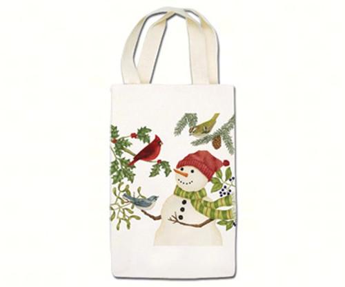 ALICE'S COTTAGE - Snowman Gourmet Gift Caddies (AC19317) 803246067239