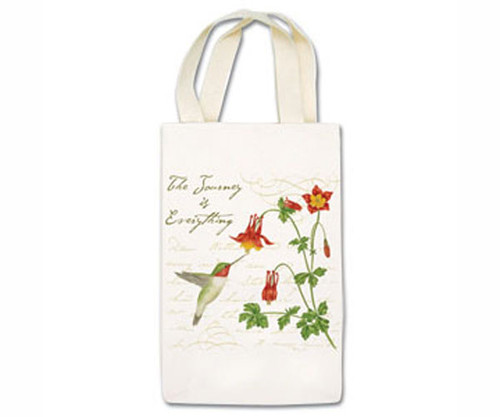 ALICE'S COTTAGE Hummingbird Gourmet Gift Caddy Carry Bag AC19438 803246066300