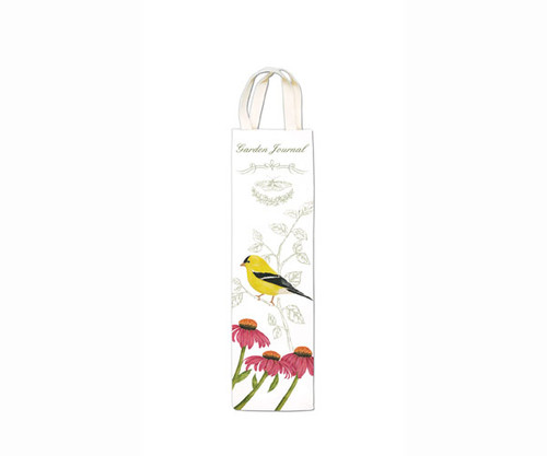 ALICE'S COTTAGE - Goldfinch Wine Caddy (cloth) (AC25449) 803246068670