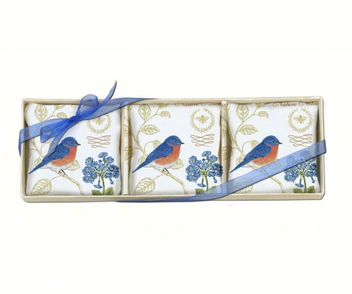 ALICE'S COTTAGE - Bluebird NN Gift Boxed Lavender Filled Sachets (3 pcs) AC300447 803246075432
