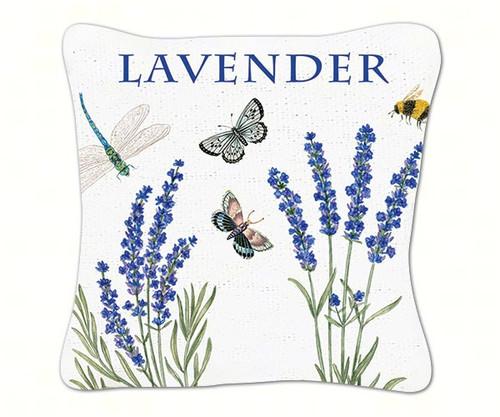 ALICE'S COTTAGE - Lavender Gift Boxed Lavender Filled Sachets AC300479 803246088173