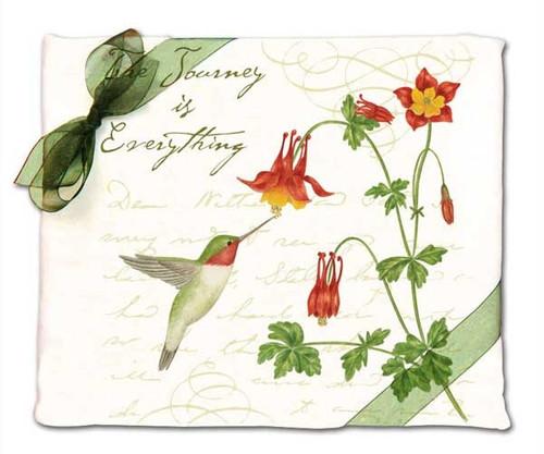 ALICE'S COTTAGE - Hummingbird Flour Sack Towel (set of 2) (cloth) (AC34438) 803246066232