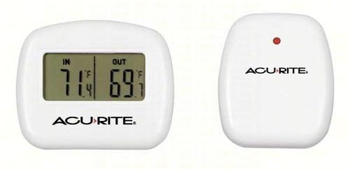 ACCURITE - Wireless Thermometer and Remote Sensor (ACCURITE00782A3) 072397007825