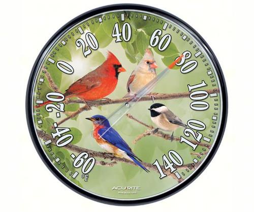 ACCURITE - Songbirds Thermometer ACCURITE1781A2 072397017817