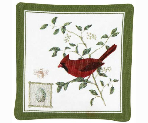 ALICE'S COTTAGE - Cardinal Single Mug (coffee) Mat (aromatic scent) (cloth) (ACS11419) 803246058213