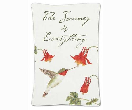 ALICE'S COTTAGE - Hummingbird Lavender Sachet (aromatic scent) (cloth) (ACT23438) 803246066317