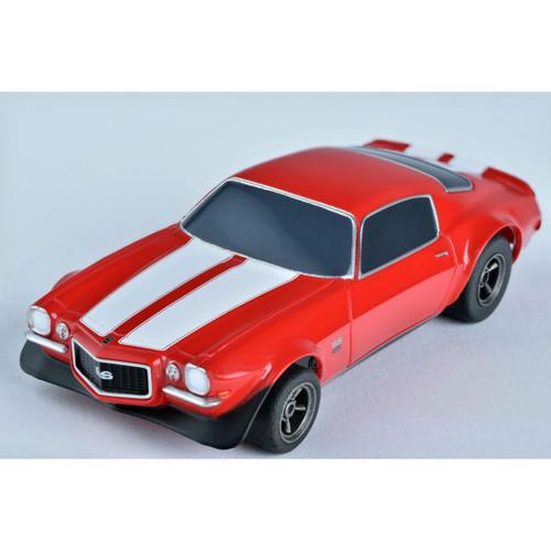 AFX - (HO RACING) - Chevy Camaro SS350 Red Mega-G+ HO Slot Car (22002) 053941220020