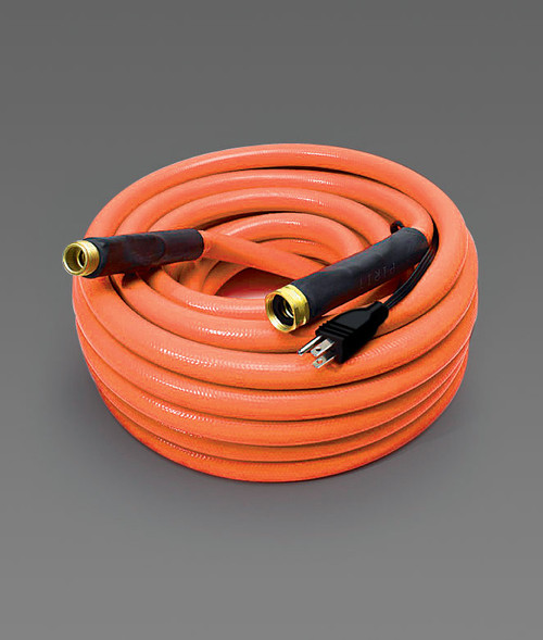 ALLIED PRECISION - Heated (Garden) Hose - 25 ft Electric (ALLIEDPRH25) 022102018257