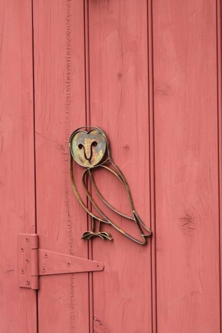 ANCIENT GRAFFITI - Barn Owl Wall Mount ANCIENTAG10242 638071782824