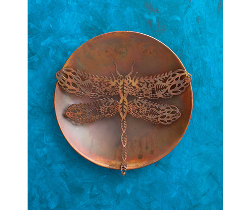 ANCIENT GRAFFITI - Flamed 12 inch Dragonfly ANCIENTAG83299 638071786112