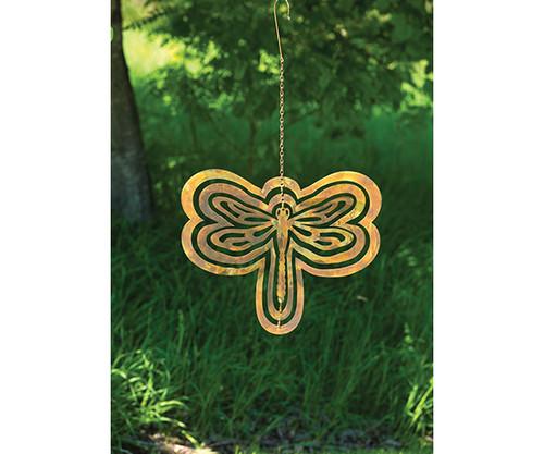 ANCIENT GRAFFITI - Cutout Dragonfly Metal Hanging Ornament ANCIENTAG86042 638071786761