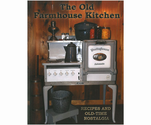 ADVENTURE KEEN - Old Farmhouse Cookbook Book (AP06648) 9780963606648