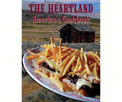 ADVENTURE KEEN - The Heartland America's Cookbook (AP06679) 9780963606679