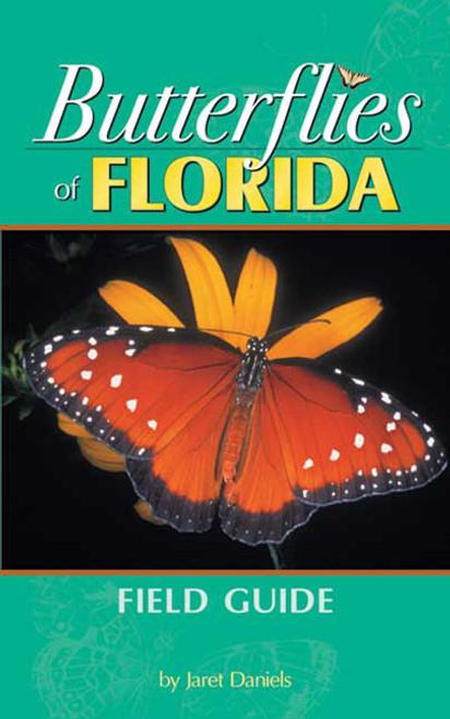 ADVENTURE KEEN - Butterflies Florida Field Guide Book (AP30051) 9781591930051