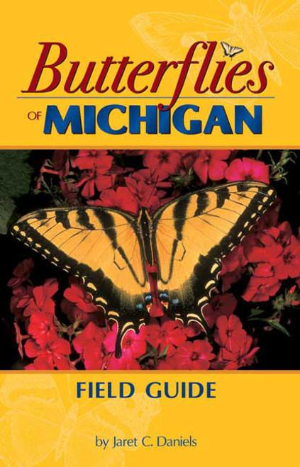 ADVENTURE KEEN - Butterflies Michigan Field Guide Book (AP30983) 9781591930983