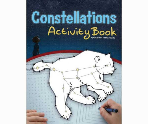 ADVENTURE KEEN - A Constellations Activity Book Book (AP33250) 9781591933250