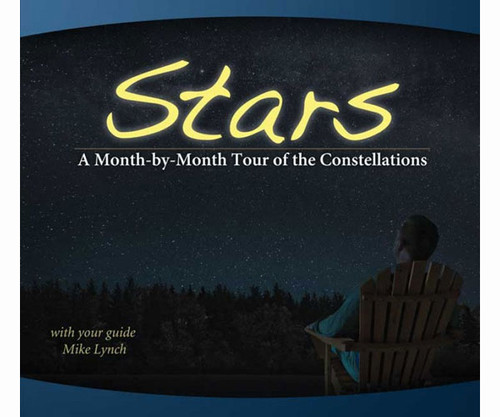ADVENTURE KEEN - Stars: A Month-by-Month Tour of Constellations Book (AP33540) 9781591933540