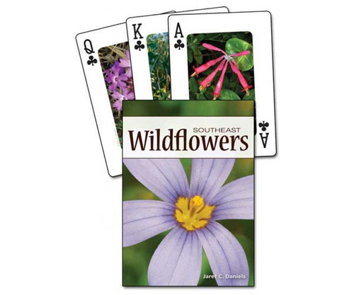 ADVENTURE KEEN - Wildflowers of the Southeast Playing Cards Kids Game (AP33687) 9781591933687