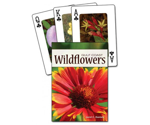 ADVENTURE KEEN - Wildflowers of the Gulf Coast Playing Cards Kids Game (AP33694) 9781591933694