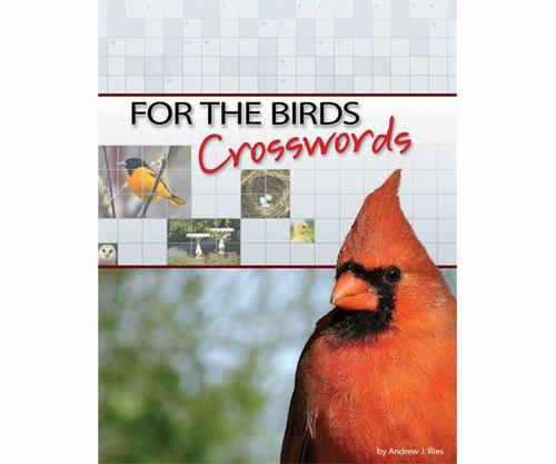 ADVENTURE KEEN - For the Birds Crosswords Game Book (AP33809) 9781591933809