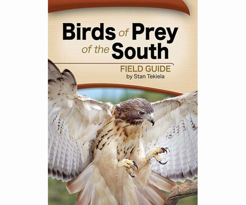 ADVENTURE KEEN - Birds of Prey of the South Field Guide Book (AP33816) 9781591933816