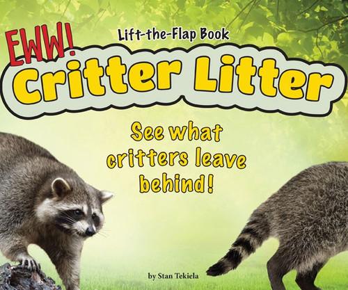 ADVENTURE KEEN - Critter Litter Book (AP35902) 9781591935902