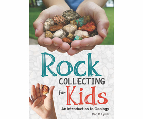 ADVENTURE KEEN - Rock Collecting for Kids Book (AP37739) 9781591937739