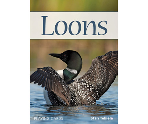 ADVENTURE KEEN - Loons Playing Cards (AP37821) 9781591937821
