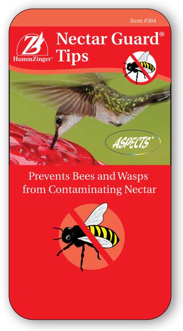 ASPECTS - HummZinger Hummingbird Feeder Nectar Guard Tips (ASPECTS384) 026451123846