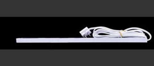 AURALIGHT - 1 Inch Scale Dollhouse Miniature - Auralight 20 In White Lighting Fixture (AUR48203)