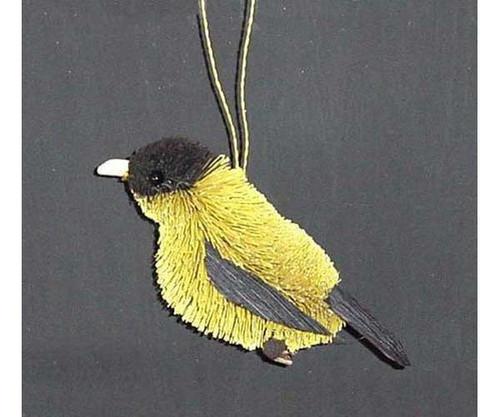 BRUSHART - Finch (Christmas) Ornament 013002740003