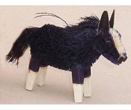BRUSHART - Horse Black (Christmas) Ornament 013008010001