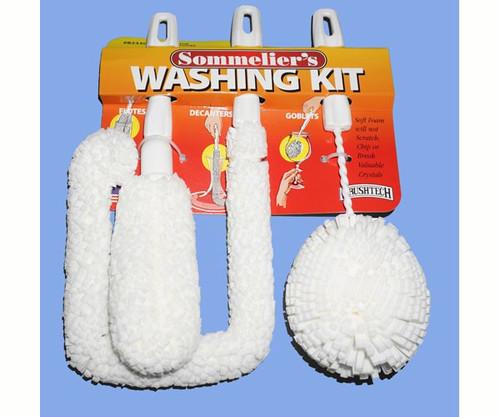 BRUSHTECH - Sommelier's Washing Kit BTB233C 079115002339