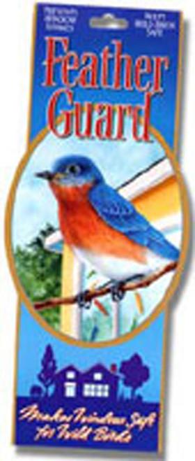 BIRD WATCHER'S DIGEST - Feather Guard - Bird Deterrent for Windows (BWDFG1) 791282999952