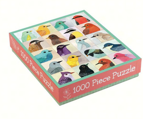CHRONICLE BOOKS - Avian Friends 1000 Piece Jigsaw Puzzle (CB9780735333413) 9780735333413