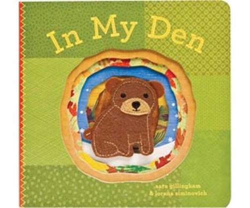 CHRONICLE BOOKS - In My Den Kids Book (CB9780811870535) 9780811870535