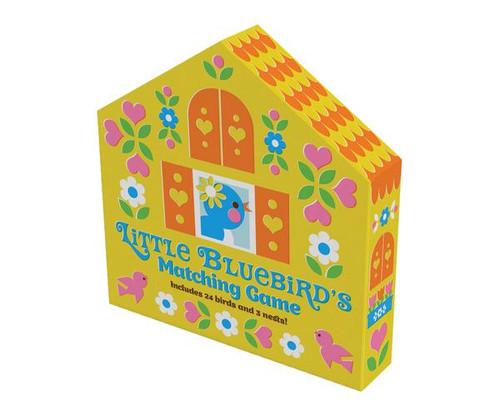 CHRONICLE BOOKS - Little Bluebird's Matching Game (CB978145216773) 9781452167732