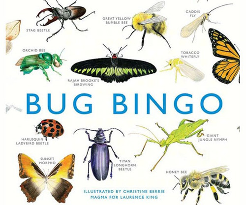 CHRONICLE BOOKS - Bug Bingo (CB9781856699402) 9781856699402