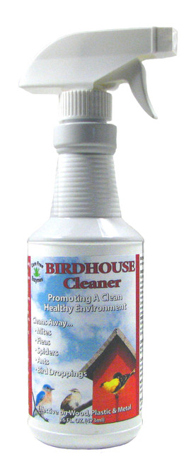 CARE FREE ENZYMES - Birdhouse Cleaner 16 oz (CF94724) 014425947246