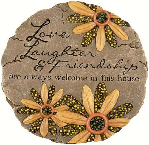 CARSON HOME ACCENTS - Beadworks Garden Stone Friendship CHA10146 096069101468