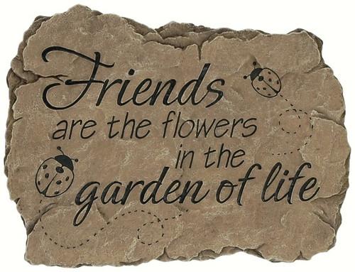 CARSON HOME ACCENTS - Garden Stone Garden for Life CHA12995 096069129950