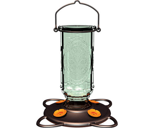 CLASSIC BRANDS - Vintage Oriole Feeder 20 oz Bird Feeder (CLASSIC61) 815562016105