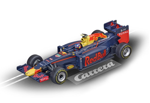 CARRERA - GO - Red Bull Racing TAG Heuer RB12 M.Verstappen - No.33 - 1/43 Analog Slot Car (64087) 4007486640870