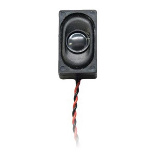DIGITRAX - 8 Ohm Rectangular Speaker 26.5mm x 15.5mm x 9mm - DCC Trains (All Scales) (SP26158B) 652667210072
